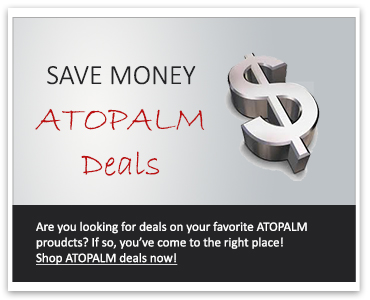 Atopalm Coupons and Deals