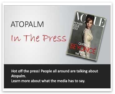 Atopalm Press Mentions