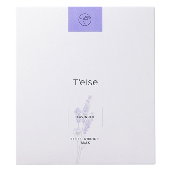 Lavender Relief Hydrogel Mask